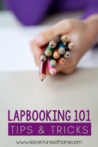 Lapbooking 101 - Pinterest